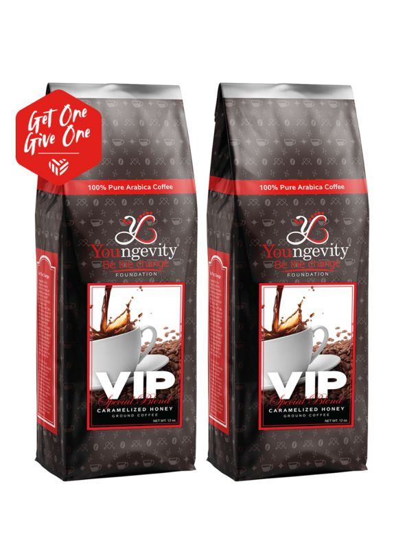 Javalution Club Single Origin Coffee Limited Edition— Margo Supremo Blend Whole Bean (12oz) [QTY: 2   Get One, Give One FREE]